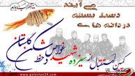 تصاویر کمپین استقبال از 13 شهید غواص و خط شکن استان گلستان (2)