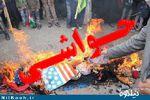 حواشی راهپیمایی 22 بهمن در گالیکش
