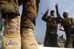 تصاویر رویترز از ورود ارتش به دروازههای تکریت