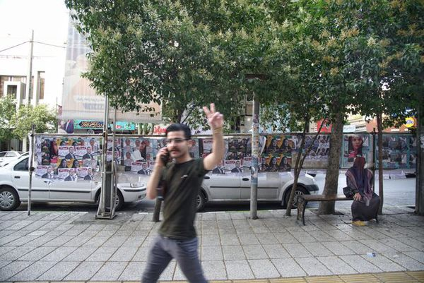 پایان تبلیغات انتخابات در خیابان ها/ رقابتهای مجازی ادامه دارد