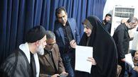 دانشجوی مطالبه گر به رئیس شورای ائتلاف نیروهای انقلابی گلستان چه گفت ؟