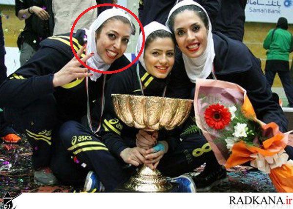 مهسا صابری از کردکوی به تیم ملی والیبال بانوان دعوت شد+جزئیات