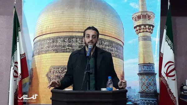 انقلاب اسلامی همان انقلاب ناب محمدی است+گزارش تصویری