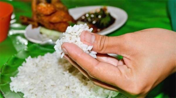 فواید شگفت انگیز غذا خوردن با دست