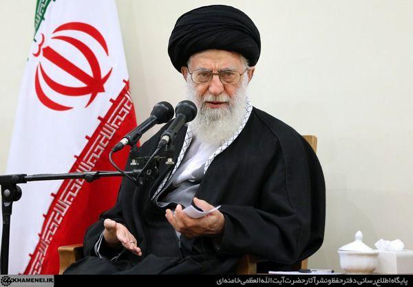 رفتار امام علی با مخالفانش به روایت رهبر انقلاب