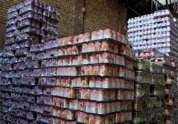 ۳۸ میلیارد ریال رب گوجهفرنگی احتکار شده در علیآبادکتول کشف شد