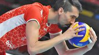 فرهاد قائمی از حضور در تیم ملی والیبال ایران کنارهگیری کرد