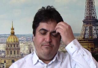 حال و روز «روح الله زم» پس از خوردن کپسولهای فوق سری اطلاعات ایران!