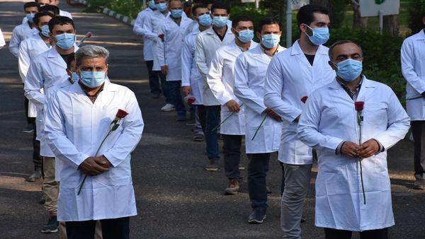 ورود دومین کاروان سلامت سپاه به گلستان برای به کمک کادر درمان