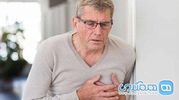 در سفر حواستان به علائم حمله قلبی باشد