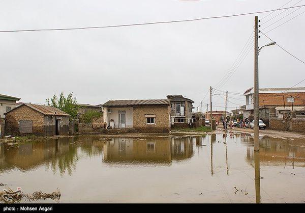 پایان ساخت منازل مسکونی سیلزدگان گلستان تا آخر امسال / چادرنشینها در اولویت قرار دارند