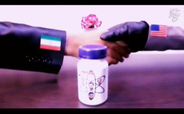 فیلم کوتاه کاکتوس درباره مذاکرات هسته ای