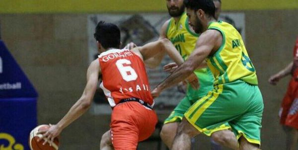 هدفم بازی کردن در لیگ NBA است/ تمام تلاشم را برای اهتزاز پرچم ایران به کار میبندم