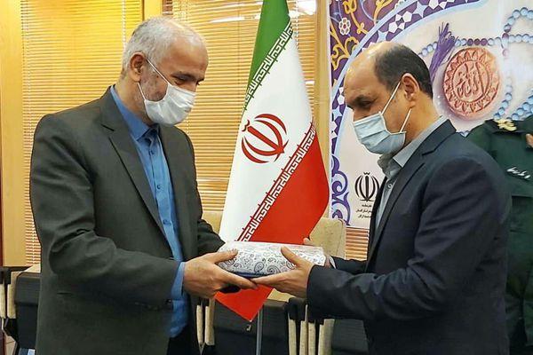 قدردانی از دادگستری گلستان در ششمین اجلاس استانی نماز