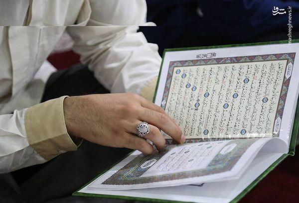 فیلم/ ماجرای بوکسوری که قاری قرآن شد