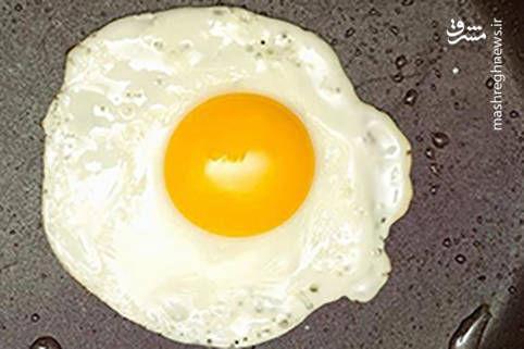 فیلم/ پخته شدن تخم مرغ در گرمای اهواز!