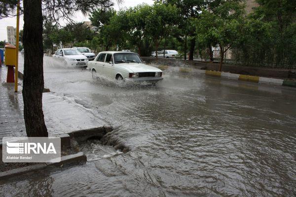هشدار هواشناسی: سیلاب و آبگرفتگی در راه گلستان است