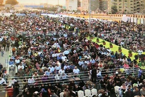 پل روگذر شهید حتملو در گرگان افتتاح شد