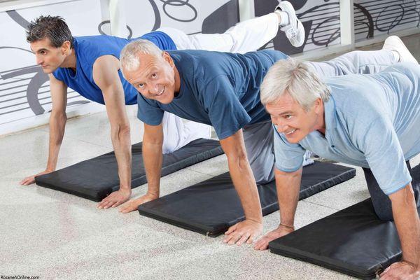 ورزش سنگین و بهبود حافظه در سالمندان