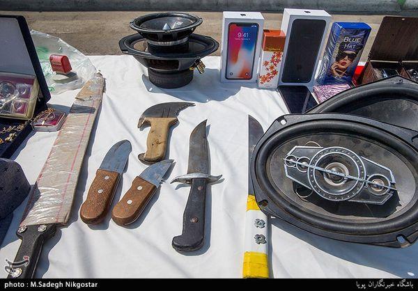 جرایم خشن و سرقتهای مسلحانه در گنبدکاووس ۳۰۰ درصد کاهش یافت
