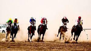 مسابقات هفته دوم اسبدوانی امروز در گنبدکاووس