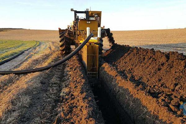 اتمام زهکشی ۶۳ هزار هکتار از اراضی شمالی گلستان