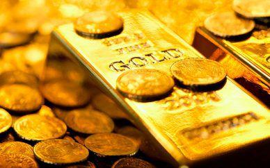 طلا ۲۸ دلار ارزان شد