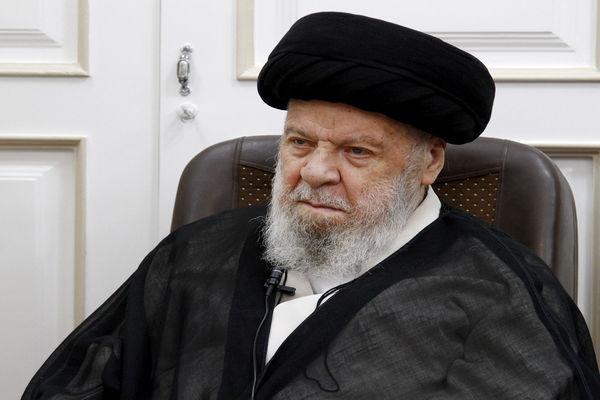 آیتالله سید عبدالکریم موسوی اردبیلی دعوت حق را لبیک گفت + زندگینامه