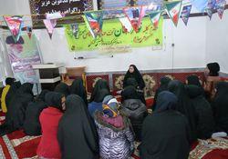 کلاس آموزشی نوعروسان در کردکوی برگزار شد
