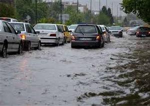 بارش شدید باران خسارت جزئی در برخی مناطق استان گلستان برجای گذاشت