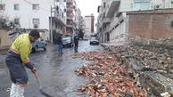 طوفان با سرعت ۱۲۹ کیلومتر در گلستان چه خسارتی برجای گذاشت؟