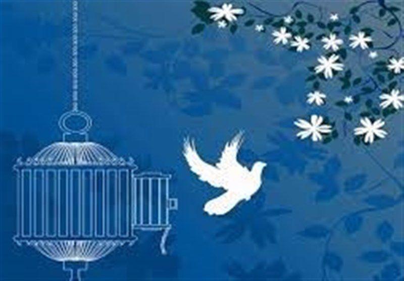۷ زندانی جرایم غیرعمد زندان های گلستان آزاد شدند