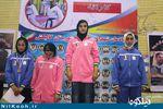 گرگان قهرمان کاراته دختران المپیاد ورزشی گلستان شد+ تصاویر