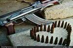عشق عجیب داعش !/عکس