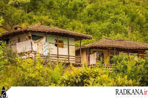 روستای خرم آباد کردکوی با طبیعتی زیبا و دیدنی پذیرای مسافران نوروزی+تصاویر
