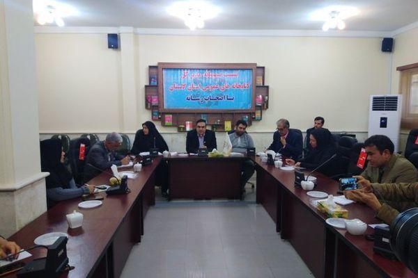 کمتر از یک درصد جمعیت گلستان عضو کتابخانه های استان هستند