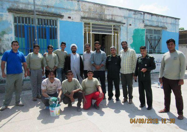 گزارش تصویری/ تلاش بسیج برای کاهش محرومیت در گالیکش