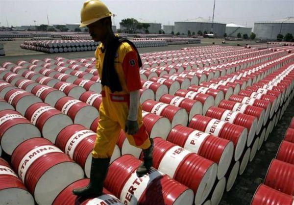 قیمت جهانی نفت (۹۸/۰۸/۰۳)