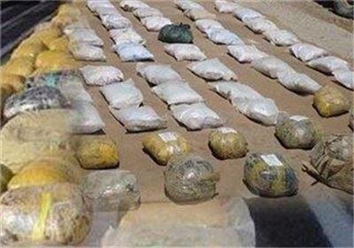دستگیری سرشبکههای بزرگ توزیع مواد مخدر توسط پلیس گلستان