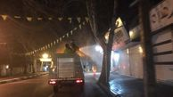 اتوبوسها و تاکسیهای درون شهری گرگان شبانهروزی گندزدایی میشوند