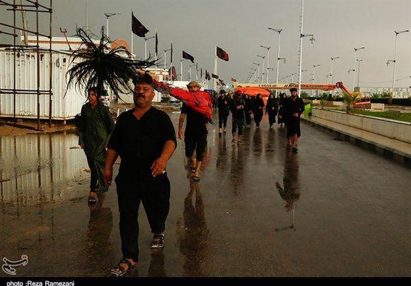 بیش از ۲۵ هزار گلستانی در پیادهروی اربعین شرکت میکنند