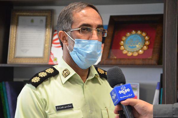 """اعتراف به 25 فقره سرقت در """"آزادشهر"""""""