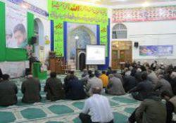 برگزاری مراسم یادبود شهید حاجی حتم لو در بندرگز+تصاویر