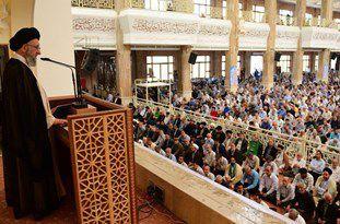 با پیروزی انقلاب اسلامی برگزاری نماز جمعه احیا شد