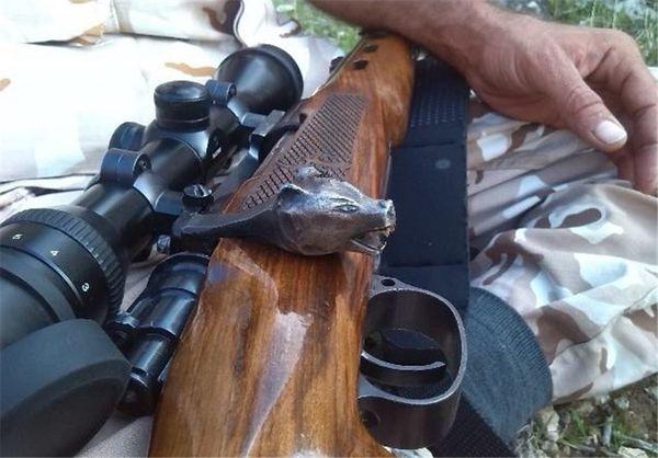 شکارچیان غیرمجاز در پارک ملی گلستان دستگیر شدند