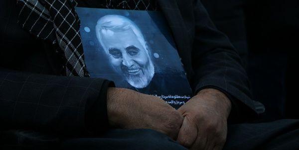 خون شهید سلیمانی حجت دشمنی آمریکاست/ سردار سلیمانی قلب ملت ایران بود