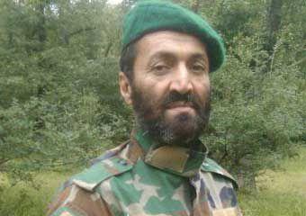 پیکر شهید مدافع حرم تا دقایقی دیگر در گرگان تشییع می شود