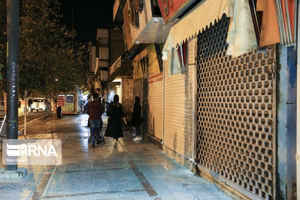 اعتراض کسبه گرگان به تعطیلی صنوف از ساعت ۱۸ و چند خبر از گلستان