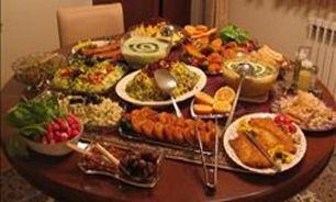 اشتباهات غذایی در رمضان