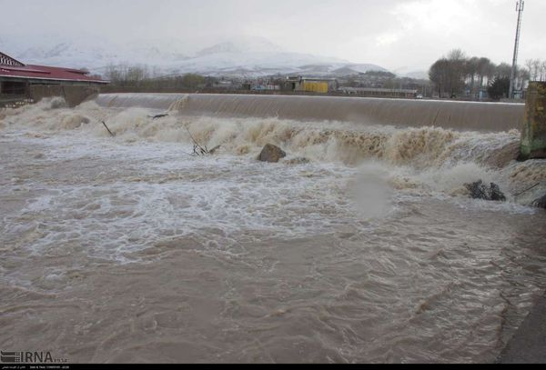 بارش ۳۱ میلیون متر مکعب باران تابستانی در گلستان
